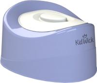 Детский горшок Kidwick Мини / KW010502 (фиолетовый/белый) -