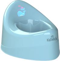 Детский горшок Kidwick Ракушка / KW030201 (голубой) -