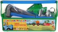 Набор инструментов игрушечный Играем вместе Синий Трактор / B619659-R2 -