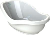 Ванночка детская Kidwick Дони / KW210106 (с термометром, белый/бирюзовый) -
