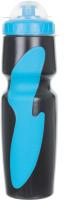 Бутылка для воды Stern WDNM8QI57O / S20ESTBO003-BM (черный/синий) -