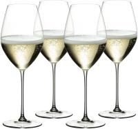 Набор бокалов Riedel Veritas Champagne / 5449/28-265 (4шт) -