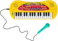 Музыкальная игрушка Кошечки-Собачки Синтезатор с микрофоном / 38370 -