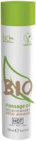 Эротическое массажное масло HOT Bio Oil Bitter Almond / 44151 (100мл) -
