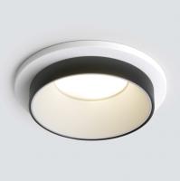 Точечный светильник Elektrostandard 113 MR16 (белый/черный) -