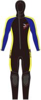 Гидрокостюм для плавания IST Sports CWSH0275/С (XXL) -