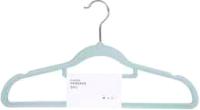 Набор вешалок-плечиков Miniso 4358 (3шт, мятно-зеленый) -
