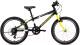 Детский велосипед Forward Rise 20 2.0 2021 / RBKW1J307002 (черный/желтый) -
