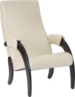 Кресло мягкое Импэкс 61М (венге/Polaris Beige) -