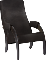 Кресло мягкое Импэкс 61М (венге/Oregon Perlamutr 120) -
