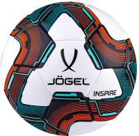 Футбольный мяч Jogel BC20 Inspire (размер 4, белый) -