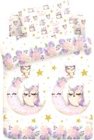 Комплект постельный детский Непоседа Juno. Owls / 695873 -