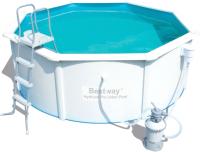 Каркасный бассейн Bestway Hydrium 56574 (360x120, с песочным фильтр-насосом) -