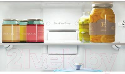 Холодильник с морозильником Indesit ITR 5180 E