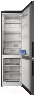 Холодильник с морозильником Indesit ITR 5200 S