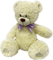 Мягкая игрушка Трикотекс Медведь Тофи / 002/мл (молочный) -