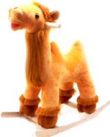 Качалка детская Трикотекс Верблюд / 113/кор (коричневый) -
