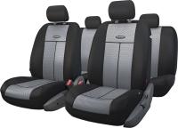 Чехол для сиденья Autoprofi TT-902V BK/D.GY -