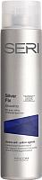 Шампунь для волос Farcom Seri Silver Fix антижелтый для светлых осветленных седых волос (300мл) -