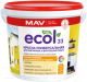 Краска MAV Ecol ВД-АК-1033 (3л, белый) -