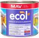 Эмаль MAV Ecol ПФ-115 (лимонный) -