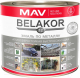 Эмаль MAV Belakor-12 Ral 7040 (2кг, светло-серый) -