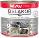 Эмаль MAV Belakor-12 (2кг, белый) -