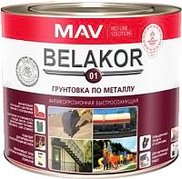 Грунтовка MAV Belakor-01 (2.4л, серый) -