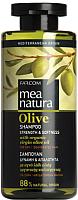 Шампунь для волос Farcom Mea Natura Olive с оливковым маслом для сухих и обезвожен. волос (300мл) -