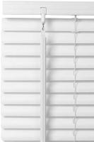 Жалюзи горизонтальные Эскар 40x160 / 6040160 (белый) -