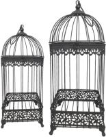 Декоративная клетка Чудесный Сад 250 (черный) -