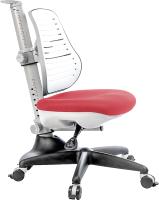 Кресло растущее Comf-Pro Conan (малиновый, с чехлом) -