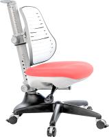 Кресло растущее Comf-Pro Conan (коралловый, с чехлом) -
