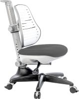 Кресло растущее Comf-Pro Conan (серый, c чехлом) -