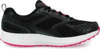 Кроссовки Skechers 128075-BKPK / J82R23CHCM (р.8.5, черный/розовый) -