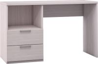 Письменный стол Шатура Flash E7B-02.CG / 485339 (левый, светлый) -