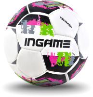 Футбольный мяч Ingame Tsunami 2020 (размер 4, фиолетовый) -