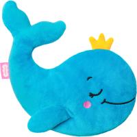 Игрушка-грелка детская Мякиши Dream Кит с вишневыми косточками / 653 -