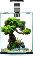 Аквариумный набор Aquael Shrimp Set Smart 2 Day & Night / 122978 (черный) -