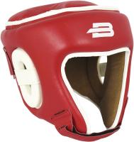Боксерский шлем BoyBo Universal Flexy (M, красный) -