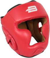 Боксерский шлем BoyBo Winner Flexy (L, красный) -