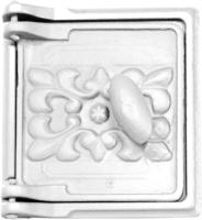 Дверца печная Балезинский ЛМЗ Прочистная ДП-1 (Б) (130х140мм) -