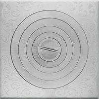 Плита для печи Литком П1-5А (Р) 51.2х51.2 -