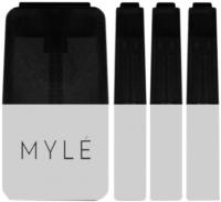Набор картриджей для электронного парогенератора MYLE V.4 Перезаправляемый (4шт, пустой) -