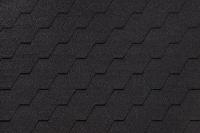 Черепица Roofshield Фемили Эко Лайт графитно-черный / FL-S-15 (3м2) -