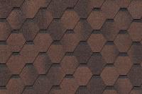Черепица Roofshield Фемили Эко Лайт коричневый с оттенением / FL-S-49 (3м2) -