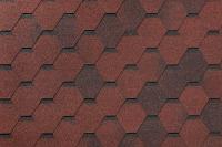 Черепица Roofshield Фемили Эко Лайт красный с оттенением / FL-S-50 (3м2) -