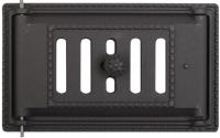 Дверца печная Литком ДПК (Р) 25х14 / ДП-2А (черный) -