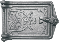 Дверца печная Литком ДПр (Р) ДПр-1 13х9.2 -