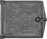 Дверца печная Литком ДТ-3 (Р) 25х21 -